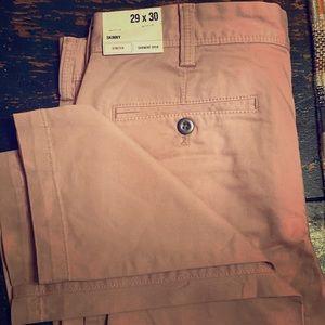 Express chino pants
